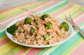 Fifth Grade Recipes Activities: Rice and Peas