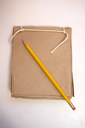 Third Grade Arts & crafts Activities: Make Your Own Notepad