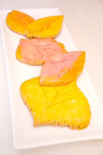 Fifth Grade Holidays & Seasons Activities: Bake Fall Leaf Cookies