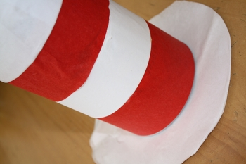 Second Grade Arts & crafts Activities: Make a Cat in the Hat-Inspired Hat