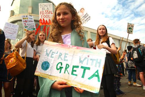 Kindergarten Reading & Writing Activities: Lead Change Like Greta