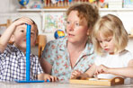 Here are some of the distinguishing factors of a Montessori Preschool.
