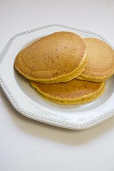 Fourth Grade Holidays & Seasons Activities: Pumpkin Pancakes