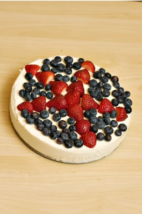 Fourth Grade Holidays & Seasons Activities: Healthy Cheesecake