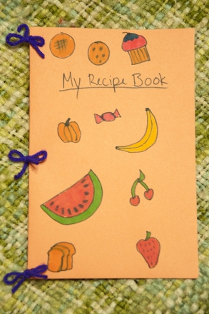 Fourth Grade Reading & Writing Activities: Personalized Recipe Book