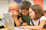 Is more technology in the classroom an effective way of raising test scores and improving student understanding? Research says yes, if used correctly.