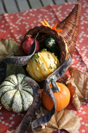 Make A Thanksgiving Cornucopia Activity Education Com