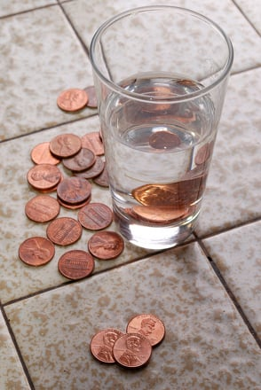 Middle School Science Activities: Cleaning Pennies