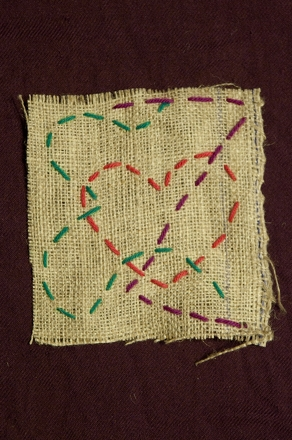 Kindergarten Arts & Crafts Activities: Embroidery for Beginners