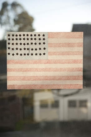 Kindergarten Holidays & Seasons Activities: American Flag Counting