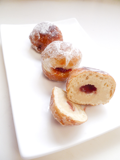 Fifth Grade Holidays & Seasons Activities: Sufganiyot Recipe