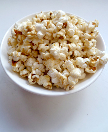 Second Grade Recipes Activities: Caramel Corn