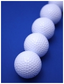 This project examines whether more expensive golf balls translate into better results on the golf course.
