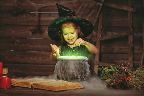 Preschool Holidays Activities: Halloween Potions