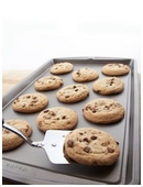 Cookie catastrophe! In this project you will determine if different types of cookie sheets can cause cookies to bake differently.