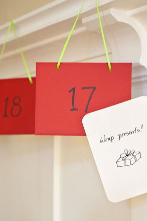 First Grade Holidays Activities: Turn Your To-Do List Into an Advent Calendar