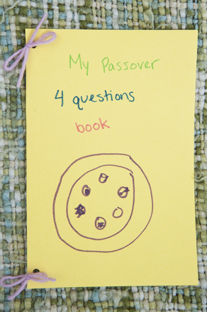 First Grade Reading & Writing Activities: Mah Nishtanah