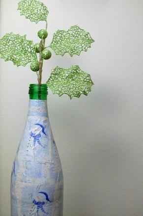 Wrapping Paper Vase Activity Education