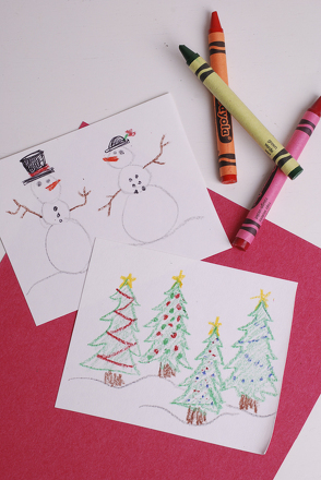 Kindergarten Math Activities: Christmas Skip Counting Book