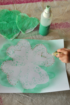 Second Grade Holidays Activities: St. Patrick's Day Cards