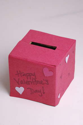 Kindergarten Holidays Activities: Valentine Mailbox