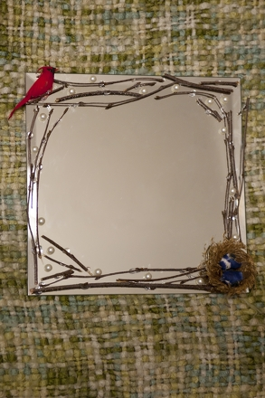 Middle School Holidays & Seasons Activities: Decorate Your Own Locker Mirror!