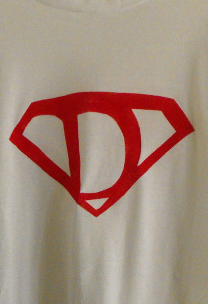 Second Grade Holidays Activities: Super Dad Shirt