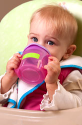 Sippy Cups for Babies: The Big-Kid Transition