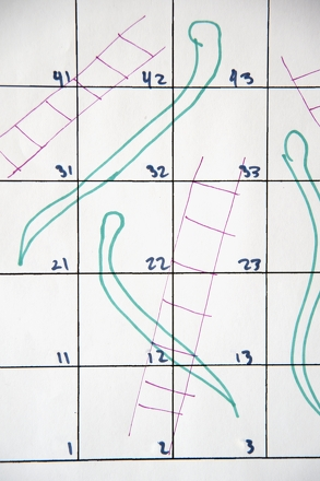 Third Grade Holidays Activities: St. Pat's Snakes and Ladders
