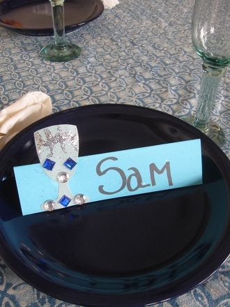 Fourth Grade Holidays Activities: Seder Place Cards
