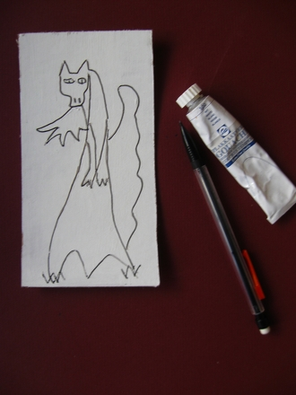Fifth Grade Arts & Crafts Activities: Renaissance Art Project: Create a Silverpoint Drawing