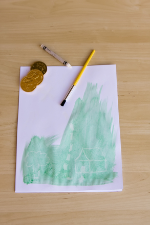Kindergarten Holidays Activities: Find the Leprechaun's Lost Gold!