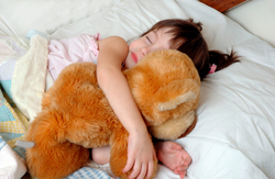 Too Little Sleep Linked to Child Depression