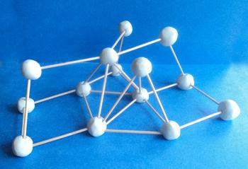 Middle School Science Activities: Make a Molecule