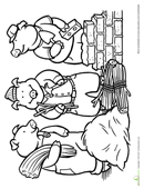 Three Little Pigs | Worksheet | Education.com