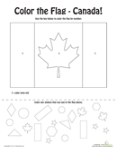 japanese flag coloring page worksheet education com