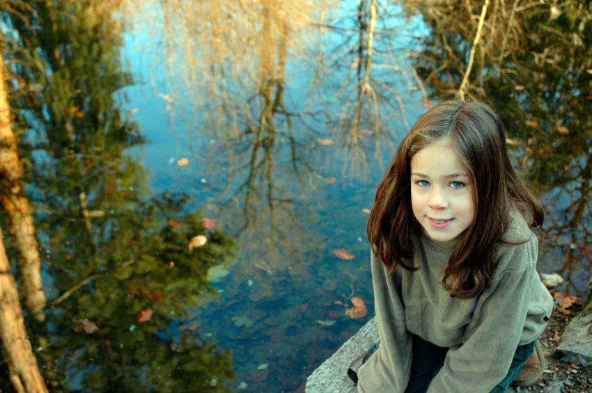 Does Your Child Have Nature Deficit Disorder?