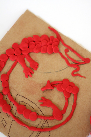 First Grade Arts & crafts Activities: Make a Chinese Dragon