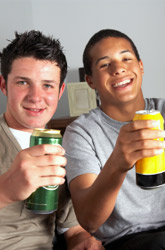 Teenagers and Alcohol: How to Bring Up Drinking