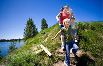Here are three fun activities you can do this summer to get your family outside, without breaking the bank.