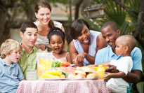 Advice, activities and recipes to hold the perfect summer barbecue for the whole family.
