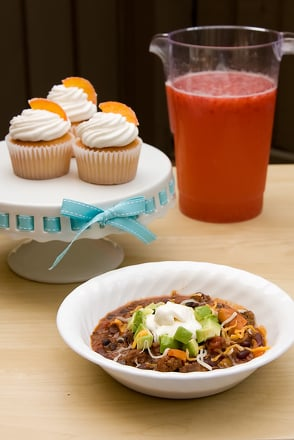 High School Holidays Activities: Chili Recipe