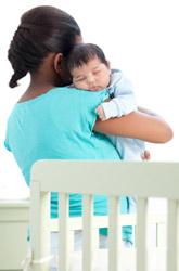 Tips to Keep Comfortable When Your Newborn Won't Sleep