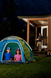DIY Camping: 7 Ways to Bring Summer Camp Home