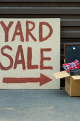 How to Host a Yard Sale