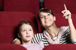 Teenagers fighting to the death can be compelling on the silver screen, but does it make for a child-friendly film? Get our tips for picking age appropriate movies for your kid.