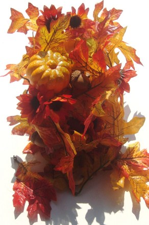 First Grade Holidays & Seasons Activities: Fall Centerpiece