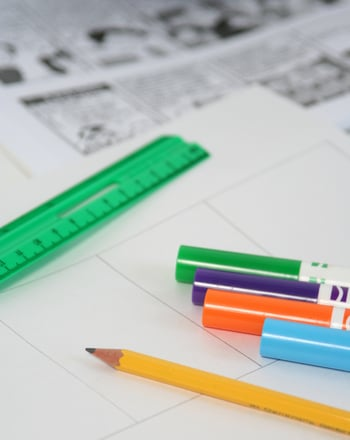 Fifth Grade Reading & Writing Activities: Create a Comic Strip