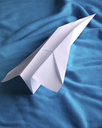 Fifth Grade Arts & Crafts Activities: Make a Better Paper Airplane