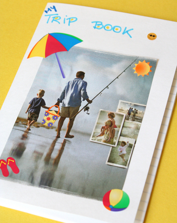 Third Grade Reading & Writing Activities: Vacation Memory Book